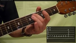 10 MUST LEARN Blues Guitar Riffs!! ( with tabs ) by
