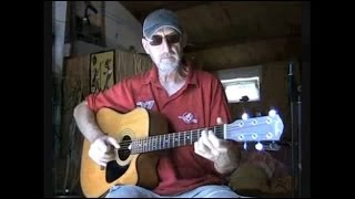 Deep River Blues Lesson - Jim Bruce Blues Guitar - How To Play Deep River Blues