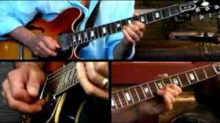 Larry Carlton - 335 Improv - Concepts in Play - Blues Guitar Lessons